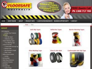 floorsafe website design adelaide