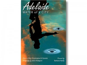 Adelaide Water of a City book design