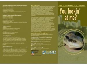 Adelaide brochure design