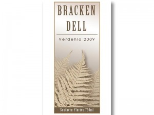 Adelaide wine label design and logo design